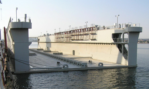 Floating Dock – 5000 t