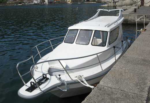 HV01– Hydrographic Boat